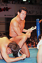 Antonio Inoki, OCTOBER 7, 1988 - Pro-Wrestling : Antonio Inoki during the New Japan Pro-Wrestling event at Korakuen Hall in Tokyo, Japan. (Photo by Yukio Hiraku/AFLO)