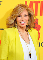www.acepixs.com<br /> <br /> April 26 2017, LA<br /> <br /> Raquel Welch arriving at the premiere of 'How To Be A Latin Lover' at the ArcLight Cinemas Cinerama Dome on April 26, 2017 in Hollywood, California. <br /> <br /> By Line: Peter West/ACE Pictures<br /> <br /> <br /> ACE Pictures Inc<br /> Tel: 6467670430<br /> Email: info@acepixs.com<br /> www.acepixs.com