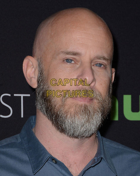 19 March 2016 - Hollywood, California - David Erickson. The Paley Center For Media's 33rd Annual PaleyFest Los Angeles - &quot;Fear The Walking Dead&quot; held at Dolby Theater.  <br /> CAP/ADM/BT<br /> &copy;BT/ADM/Capital Pictures
