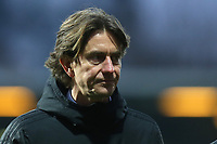 Brentford FC Manager, Thomas Frank during Brentford vs Oxford United, Emirates FA Cup Football at Griffin Park on 5th January 2019