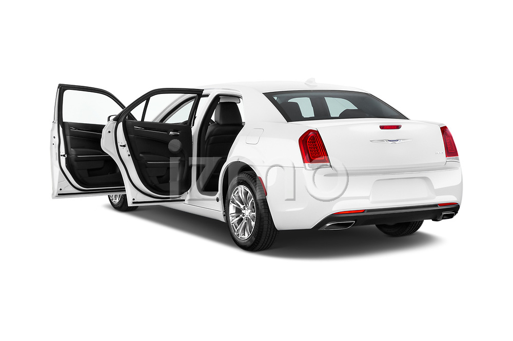 Car images of 2017 Chrysler 300 Limited 4 Door Sedan Doors