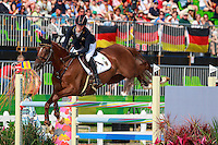04-GER RIDERS:  (EVENTING) 2016 Rio Olympic Games