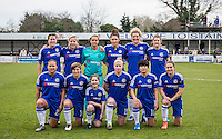 Chelsea Ladies v Aston Villa Ladies - FA Cup QF - 03.02.2016