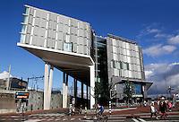 Double Tree Hotel by Hilton aan het Oosterdok in Amsterdam