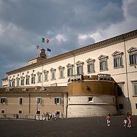 Palazzo del Quirinale<br /> Quirinal palace