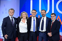 Luigi Di Maio presenta 4 Ministri a L'aria che tira