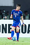 Suwon Forward Park Gidong in action during the AFC Champions League 2017 Group G match between Guangzhou Evergrande FC (CHN) vs Suwon Samsung Bluewings (KOR) at the Tianhe Stadium on 09 May 2017 in Guangzhou, China. Photo by Yu Chun Christopher Wong / Power Sport Images