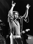 Rainbow 1976 Ronnie James Dio.© Chris Walter.