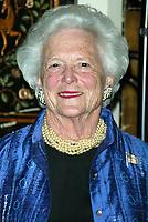 2003 USA: Barbara Bush
