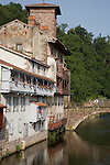 St Jean Pied de Port, Basque Country, Pyrenees-Atlantiques, Aquitaine, France