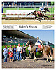 Robin's Kisses winning at Delaware Park racetrack on 6/2/14