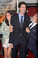 WESTWARD, CA - OCTOBER 8: Jennifer Connelly, Joseph Kosinski, Jeff Bridges at the Only The Brave World Premiere at the Village Theater in Westwood, California on October 8, 2017. Credit: David Edwards/MediaPunch