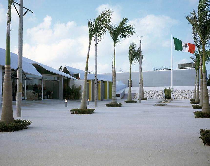 Discover Mexico museum, Cozumel, Mexico.