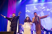 Lori Dungey, Mark Ferguson und Craig Parker auf der MagicCon 3 im Maritim Hotel. Bonn, 26.04.2019