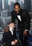 Aaron Berry and James Harden at the Memorial Hermann Circle of Life Gala at the Hilton Americas Hotel Saturday April 11, 2015.(Dave Rossman photo)