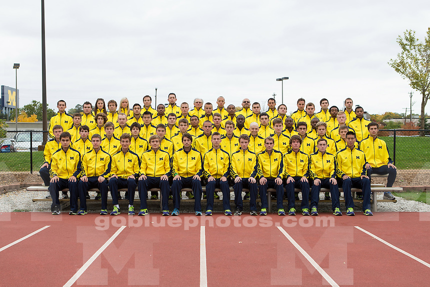 2013 Men's Track & Field