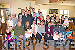 BABY JOY: Proud parents Sheila and Billy O'Connor, Scartaglin of little Kirsten who was Christening at Our Lady of Lourdes Church, Scartaglin on Sunday and celebrating afterwards with family and friends in O'Riada's restaurant and bar, Ballymacelligott..