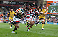161008 Leicester Tigers v Worcester Warriors