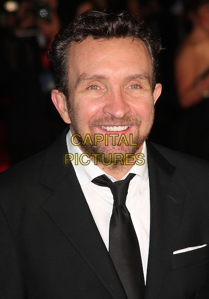Eddie Marsan.'360' opening gala premiere, 55th BFI London Film Festival, Odeon cinema, Leicester Square, London, England..October 12th 2011.headshot portrait black white tie beard facial hair .CAP/ROS.©Steve Ross/Capital Pictures