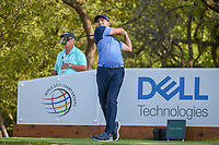 Sergio Garcia (ESP) watches his tee shot on 12 during day 1 of the WGC Dell Match Play, at the Austin Country Club, Austin, Texas, USA. 3/27/2019.<br /> Picture: Golffile | Ken Murray<br /> <br /> <br /> All photo usage must carry mandatory copyright credit (&copy; Golffile | Ken Murray)