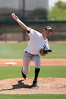 Matthew Heidenreich, Chicago White Sox 2010 extended spring training..Photo by:  Bill Mitchell/Four Seam Images.