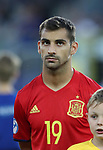 Spain's Jonny in action during the UEFA Under 21 Final at the Stadion Cracovia in Krakow. Picture date 30th June 2017. Picture credit should read: David Klein/Sportimage