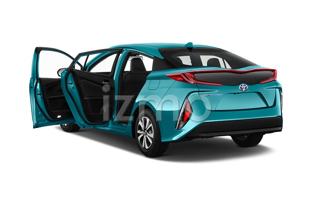 Car images of 2019 Toyota Prius-Prime Plus 5 Door Hatchback Doors