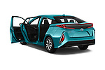 Car images of 2018 Toyota Prius-Prime Plus 5 Door Hatchback Doors