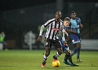 Jonathan Forte of Notts Co during the Sky Bet League 2 match between Notts County and Wycombe Wanderers at Meadow Lane, Nottingham, England on 10 December 2016. Photo by Andy Rowland.