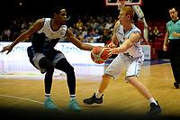 GRONINGEN - Basketbal, Donar - Pristina, voorronde Champions League, seizoen 2018-2019, 22-09-2018,  Donar speler Jobi Wall