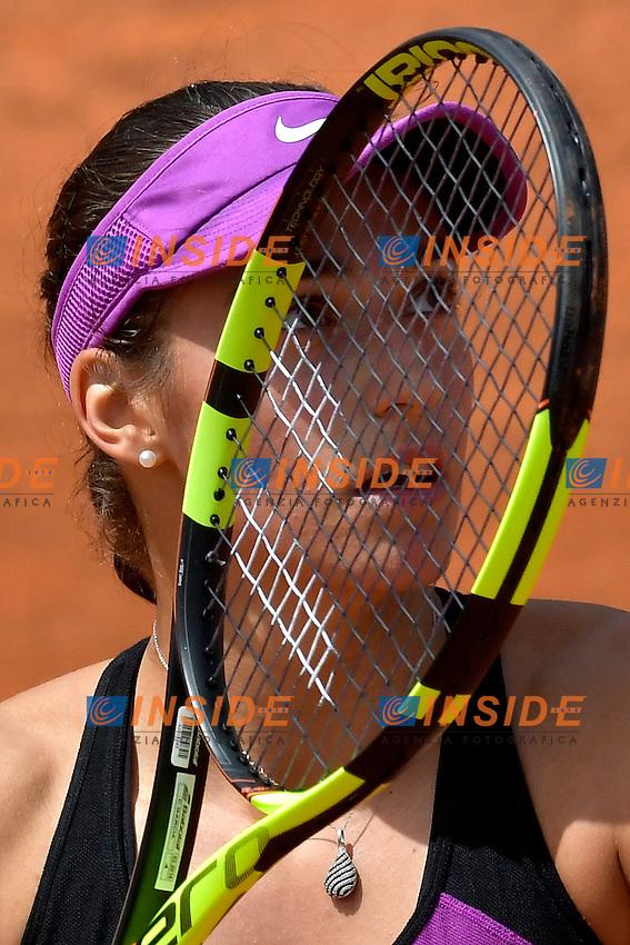 Caroline Garcia (FRA)<br /> Roma 10-05-2016  Foro Italico<br /> Internazionali BNL d'Italia, <br /> Tennis WTA<br /> Foto Antonietta Baldassarre / Insidefoto
