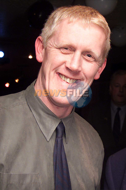 Drogheda United manager Harry McCue at the launch of the Drogheda United School of Excellence..Picture: Paul Mohan/Newsfile