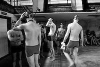nuoto sincronizzato maschile