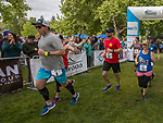 Runners start the 2019 Reno Tahoe Odyssey at Wingfield park in Reno on May 31, 2019.