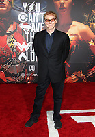 LOS ANGELES, CA - NOVEMBER 13: Danny Elfman, at the Justice League film Premiere on November 13, 2017 at the Dolby Theatre in Los Angeles, California. Credit: Faye Sadou/MediaPunch