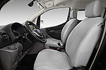 Front seat view of 2016 Nissan E-Nv200-Evalia Connect-Edition 5 Door Mini MPV Front Seat  car photos