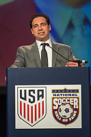 Orlando, FL - Saturday February 10, 2018: Anniversary Dinner, Anthony DeCicco, Anthony DiCicco during U.S. Soccer's Annual General Meeting (AGM) at the Renaissance Orlando at SeaWorld.