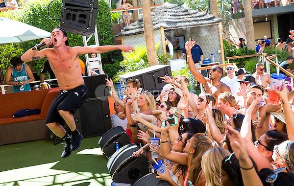 LAS VEGAS, NV - July 26: ***HOUSE COVERAGE*** Sammy Adams at REHAB pool party at Hard Rock Hotel & Casino in Las Vegas, NV on July 26, 2015. Credit: Erik Kabik Photography/ MediaPunch