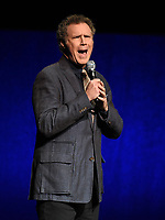 LAS VEGAS, NV - APRIL 23: Will Ferrell attends the Sony Pictures Entertainment presentation at CinemaCon 2018 at The Colosseum at Caesars Palace on April 23, 2018 in Las Vegas, Nevada. (Photo by Frank Micelotta/PictureGroup)