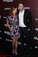 WESTWOOD, CA - NOVEMBER 06: Amy Paffrath, Drew Seeley at The Hollywood Reporter's Next Gen 20th Anniversary Gala held at the Hammer Museum on November 6, 2013 in Westwood, California. (Photo by Xavier Collin/Celebrity Monitor)