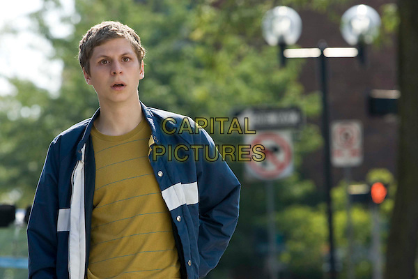 Youth in Revolt (2009)  <br /> Michael Cera<br /> *Filmstill - Editorial Use Only*<br /> CAP/KFS<br /> Image supplied by Capital Pictures