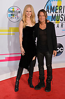 Nicole Kidman &amp; Keith Urban at the 2017 American Music Awards at the Microsoft Theatre LA Live, Los Angeles, USA 19 Nov. 2017<br /> Picture: Paul Smith/Featureflash/SilverHub 0208 004 5359 sales@silverhubmedia.com