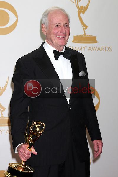 Jerry Weintraub<br /> at the 65th Annual Primetime Emmy Awards Press Room, Nokia Theater, Los Angeles, CA 09-22-13<br /> David Edwards/DailyCeleb.Com 818-249-4998