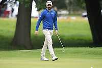 Chris Selfridge (NIR) on the 1st green during Round 1 of the Bridgestone Challenge 2017 at the Luton Hoo Hotel Golf &amp; Spa, Luton, Bedfordshire, England. 07/09/2017<br /> Picture: Golffile   Thos Caffrey<br /> <br /> <br /> All photo usage must carry mandatory copyright credit     (&copy; Golffile   Thos Caffrey)