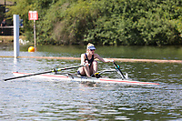 Race: 8  Event: Aspirational Lightweight 1x<br /> Crew: 140  Club: Bradford<br /> <br /> Henley Women's Regatta 2018<br /> Friday<br /> <br /> To purchase this photo, or to see pricing information for Prints and Downloads, click the blue 'Add to Cart' button at the top-right of the page.