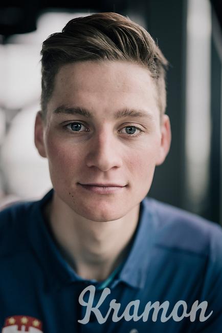 Mathieu van der Poel / Corendon-Circus <br /> <br /> Corendon-Circus pre-2019 press conference<br /> <br /> Amsterdam, 17 december 2018
