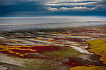 Tidal flats, Katmai National Park, Alaska