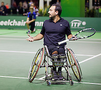 14-02-13, Tennis, Rotterdam, ABNAMROWTT, .Michael Jeremaisz