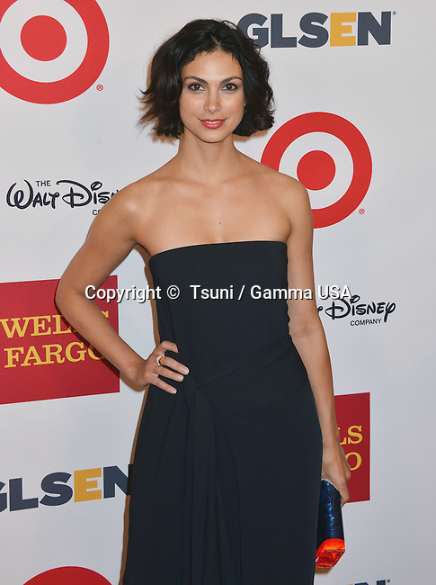 Morena Baccarin 167 at the GLSEN Respect Awards 2014 At the Regent Beverly Hotel in Los Angeles.