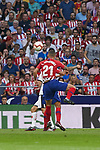 Atletico de Madrid's Lucas Hernandez during La Liga match. August 25, 2018. (ALTERPHOTOS/A. Perez Meca)